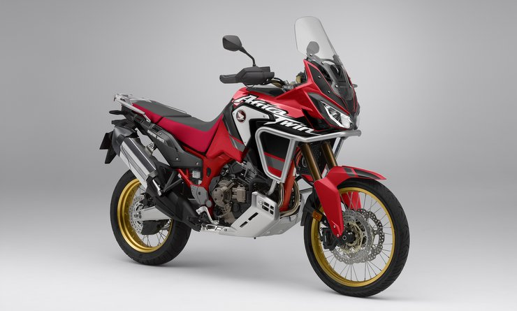 Africa twin autoby