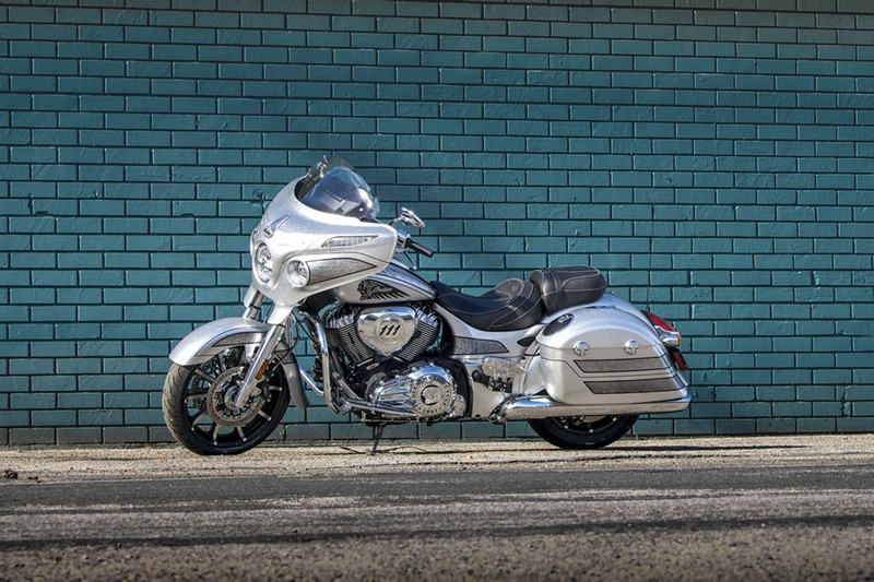 Indian chieftain elite 12