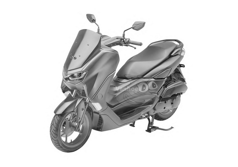 yamaha nmax scoop 3