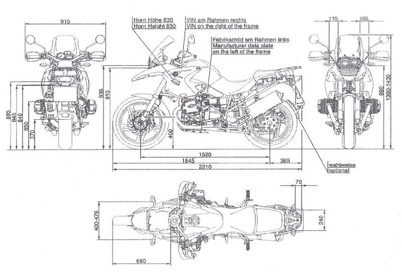 Wiring Diagram BMW K1200gt. BMW. Wiring Diagrams Instructions