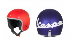 vespa color helmet